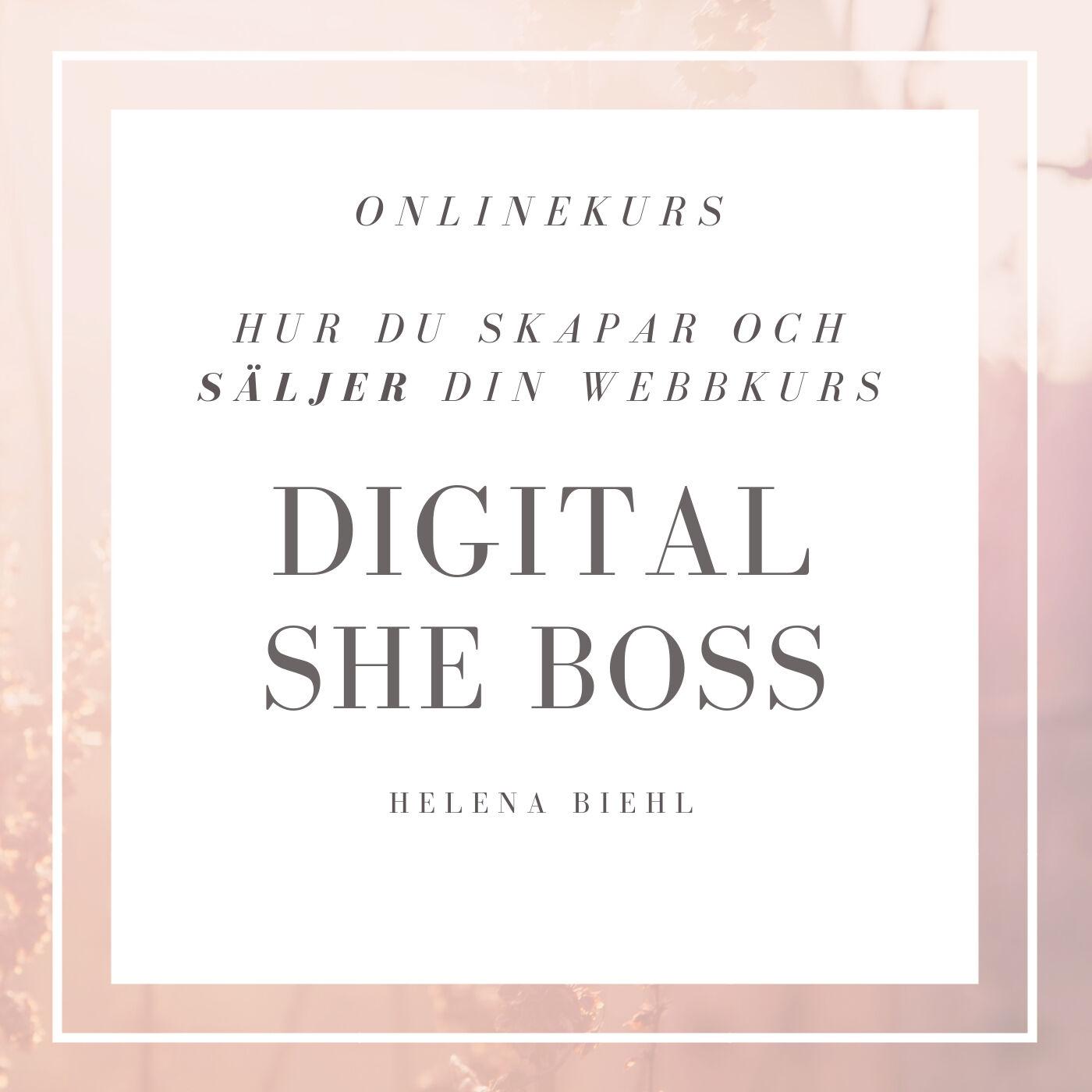 Digital She Boss
