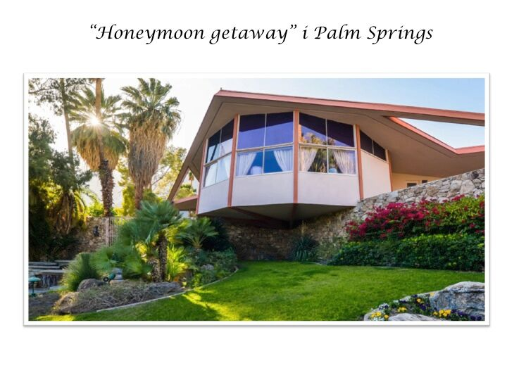 honeymoon getaway, elvis presley