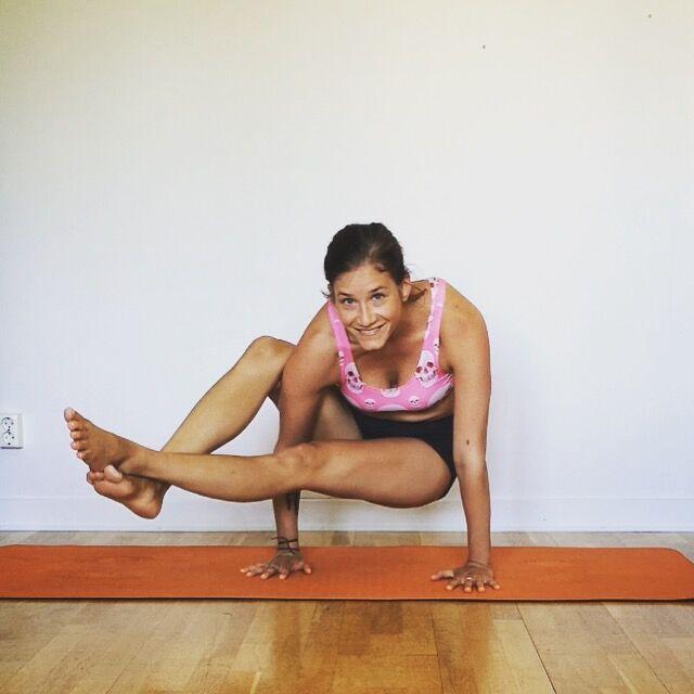 Lisa Näs blogg om yoga