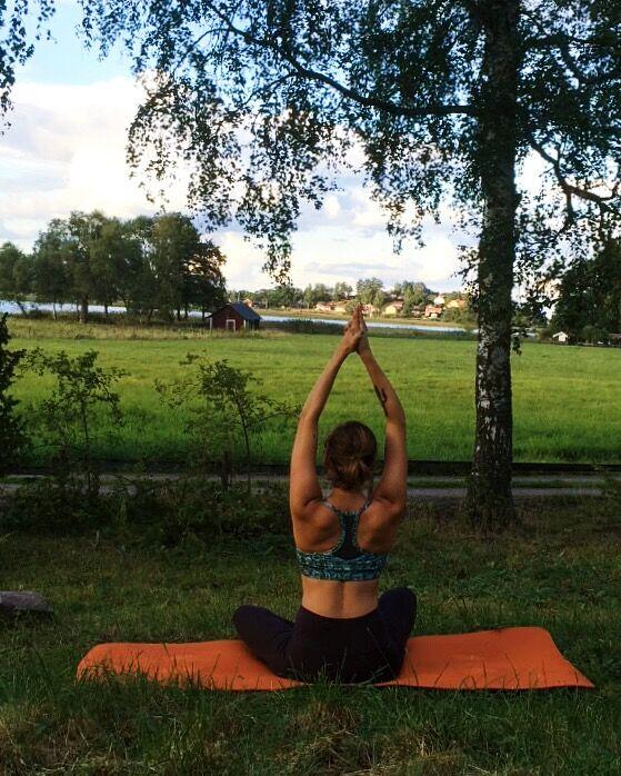 Blogg om yoga