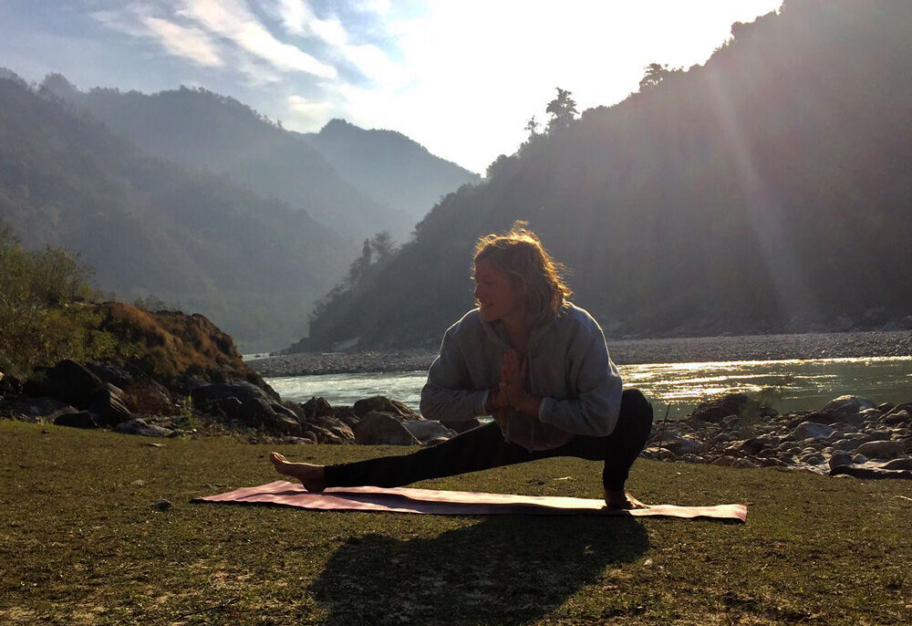 yoga-ganges