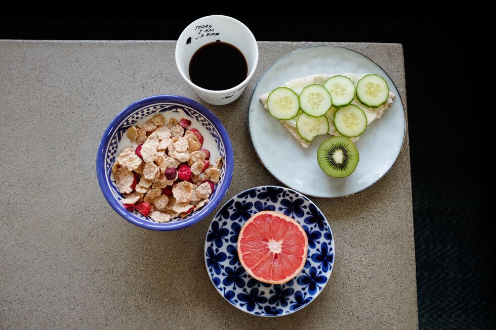 bra mat för magen efter magsjuka