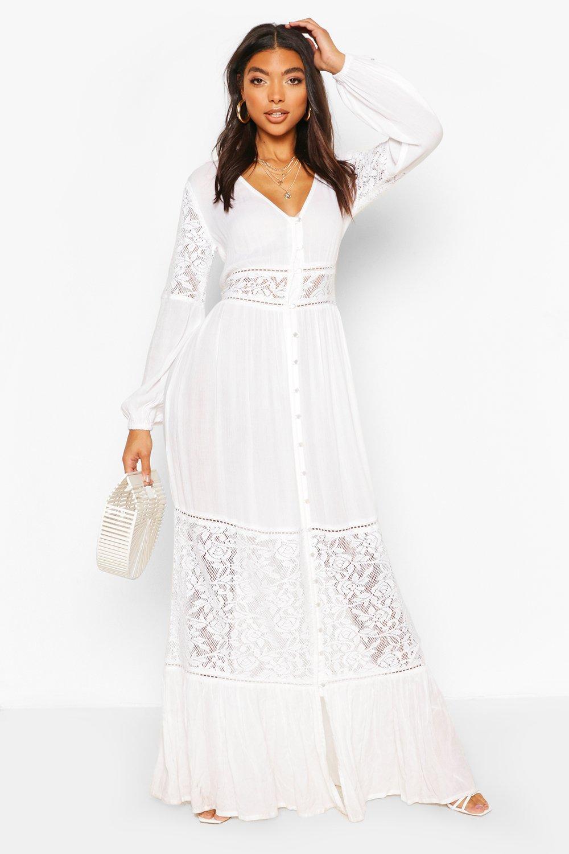 womens-ivory-tall-lace-insert-maxi-dress