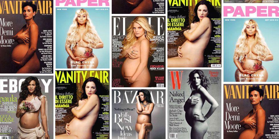 landscape-1498590445-elle-pregnant-celebs-magazine-covers-04