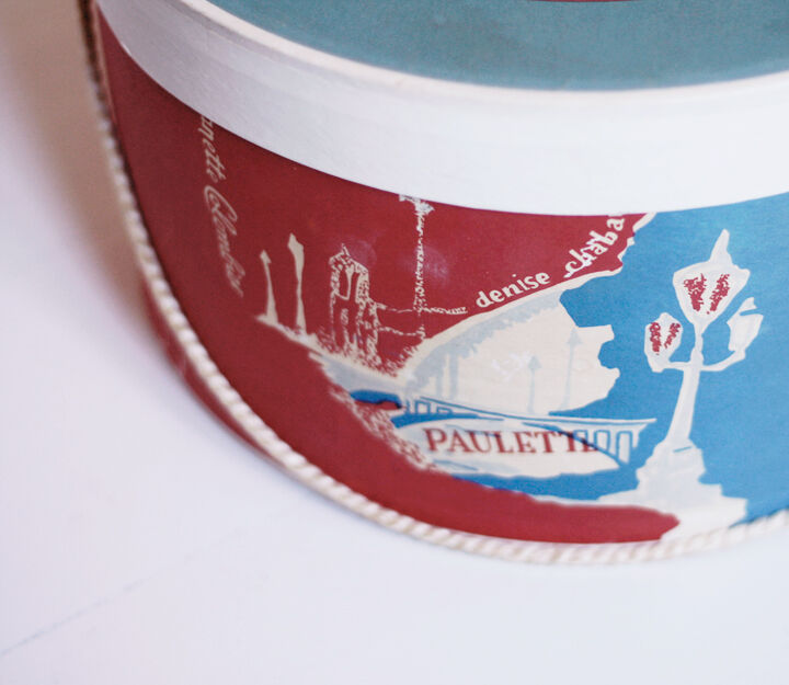 fransk hattask paris emmas vintage etsy hattaskar inredning