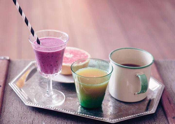 emmas vintage vintageblogg frukost smoothie