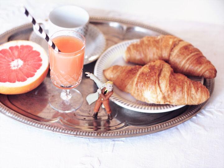 emmas vintage frukost