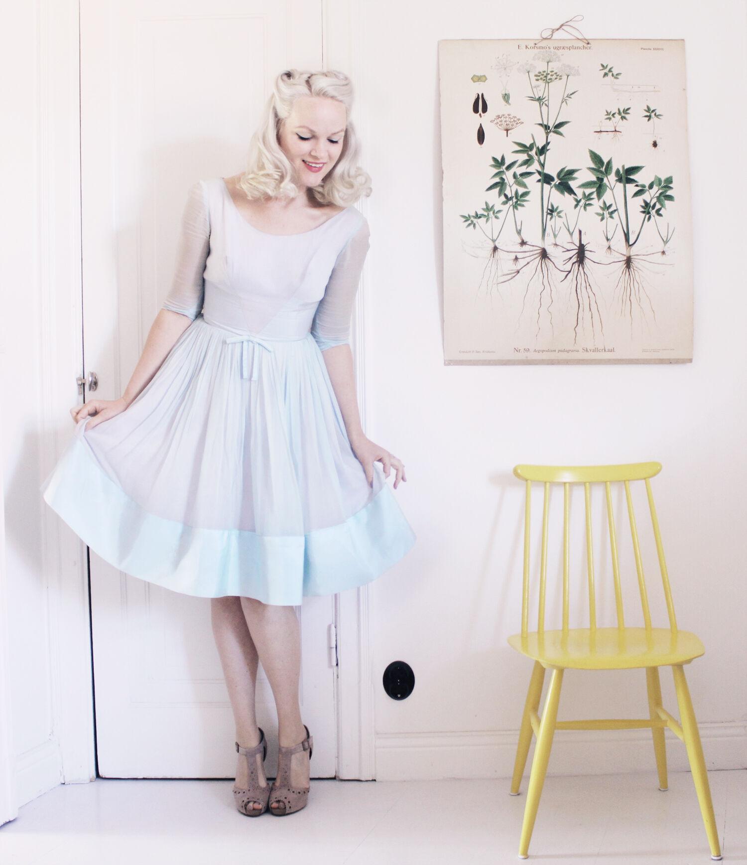vintageklänning klänning emmas vintage klänning bröllop