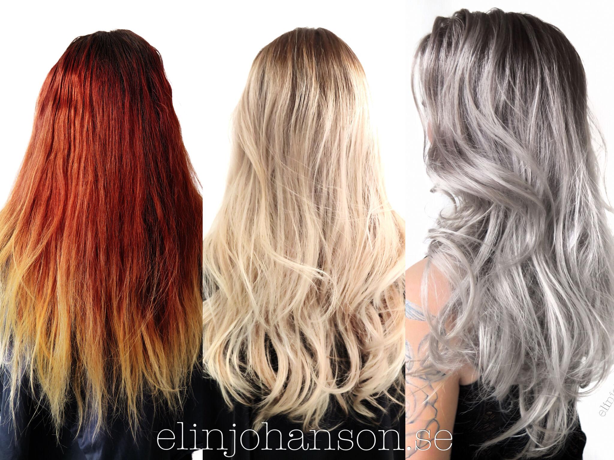 grått hår trend
