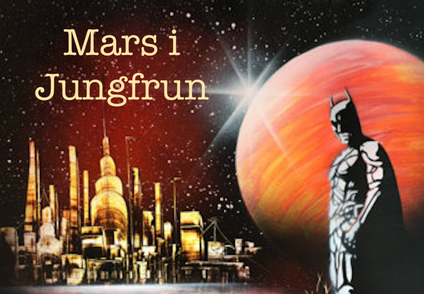 Mars i Jungfrun