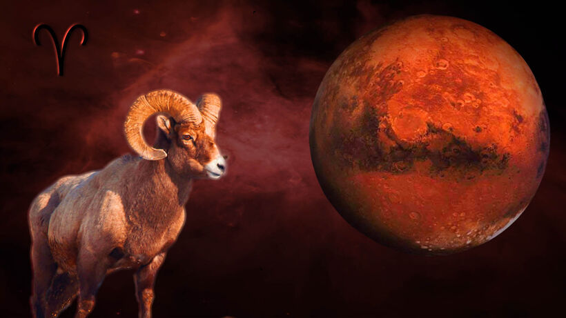 Ruling planets weekly aries banner