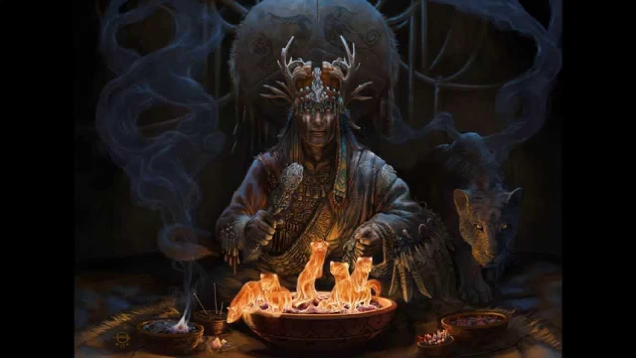 shaman mink