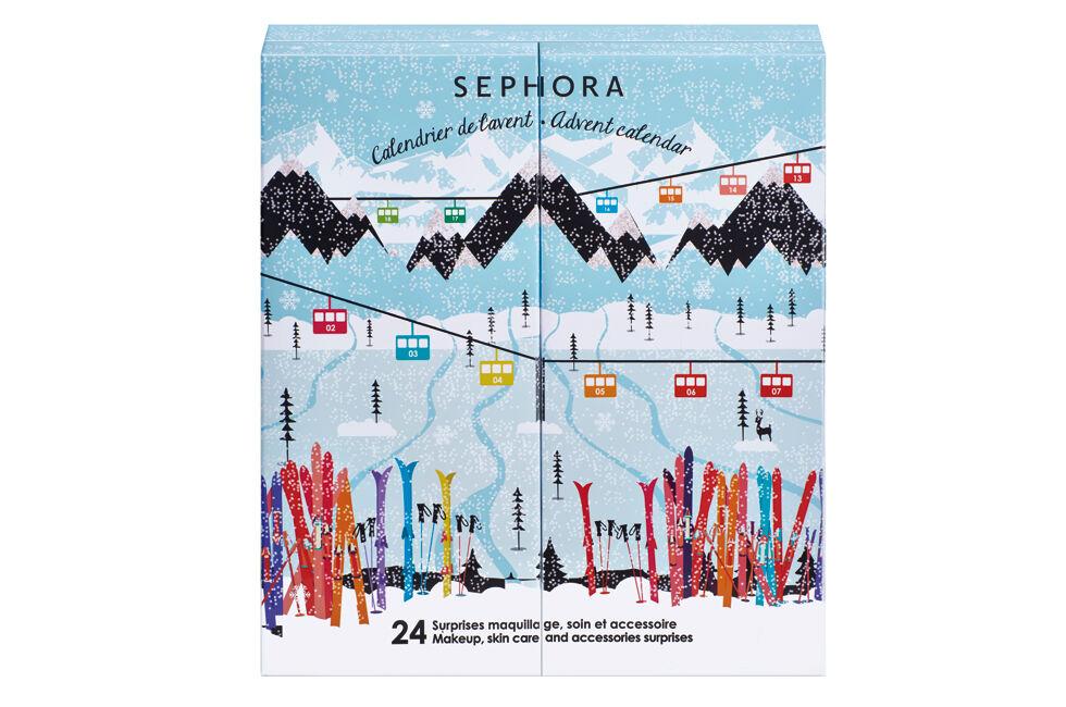 sephora christmas collection 2015
