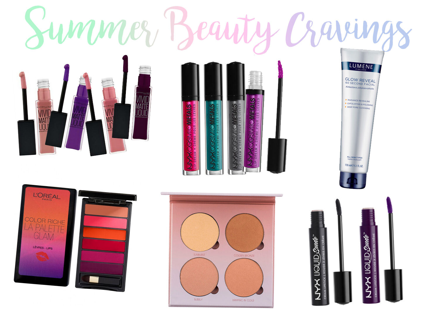 summer babe beauty cravings v.26