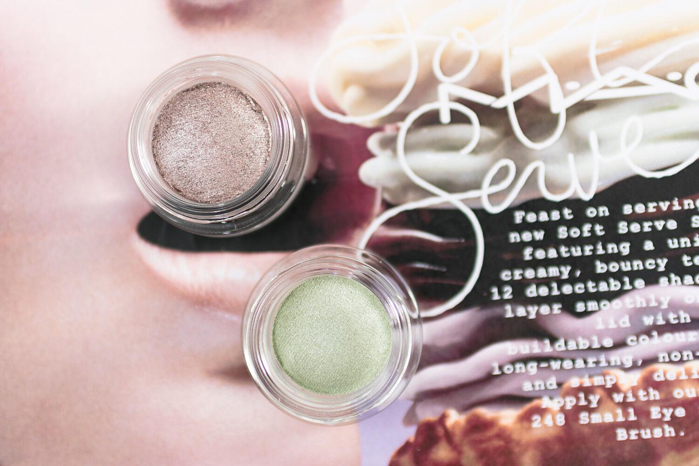 mac soft serve eyeshadow