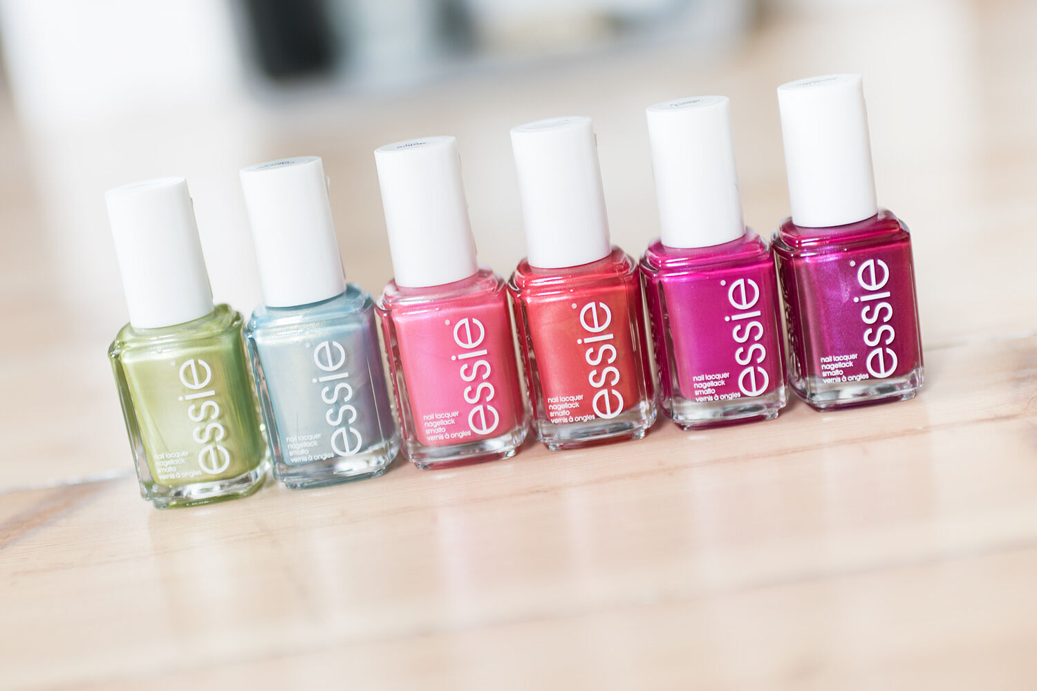 essie tropical lights collection 2016