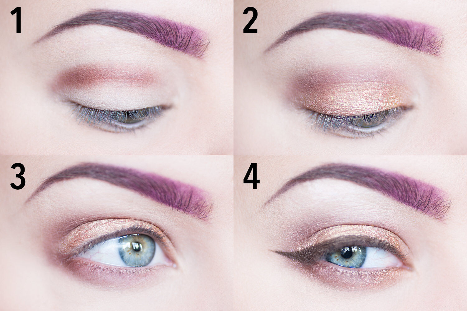 sommarsminkning tutorial summer makeup