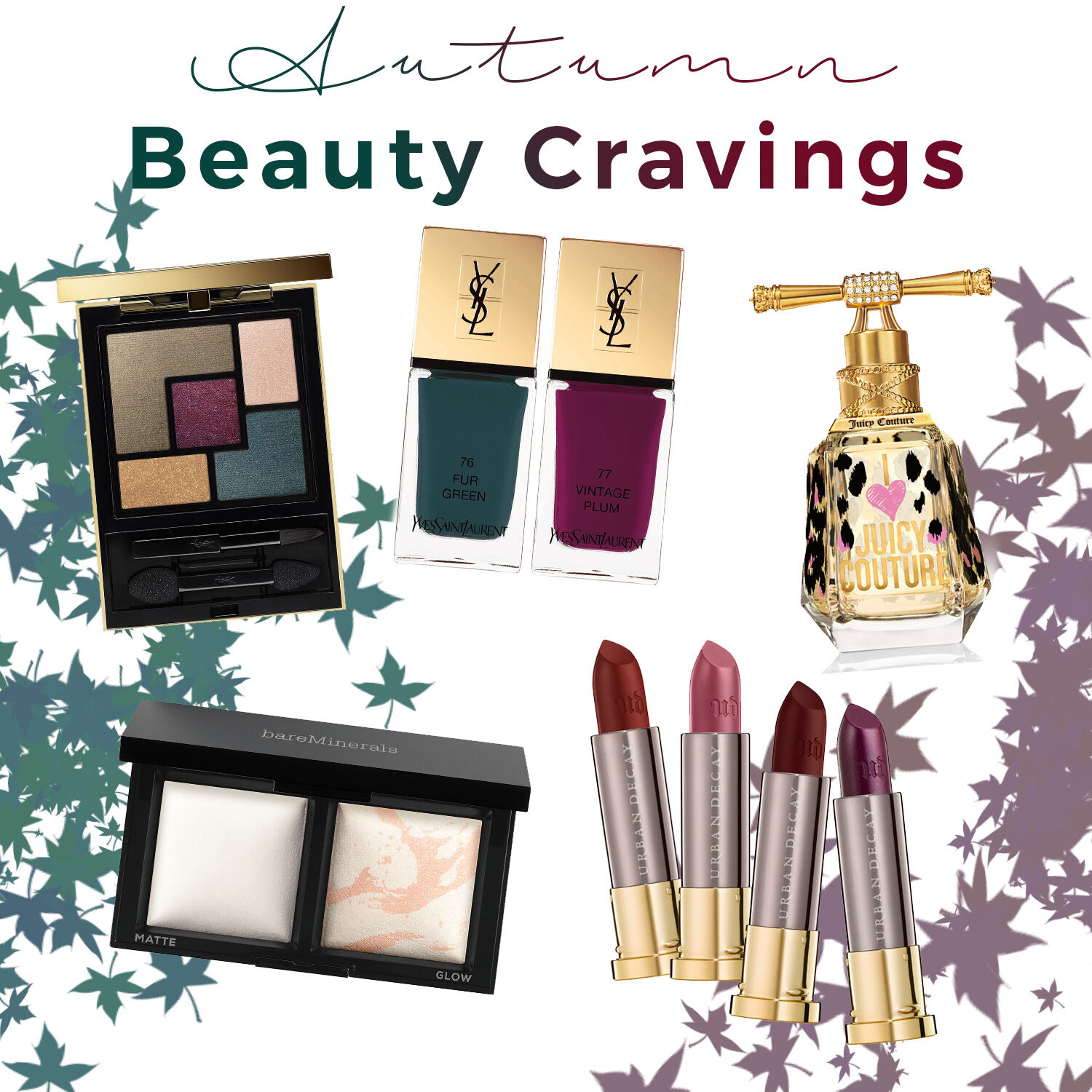 beauty cravings autumn 2016