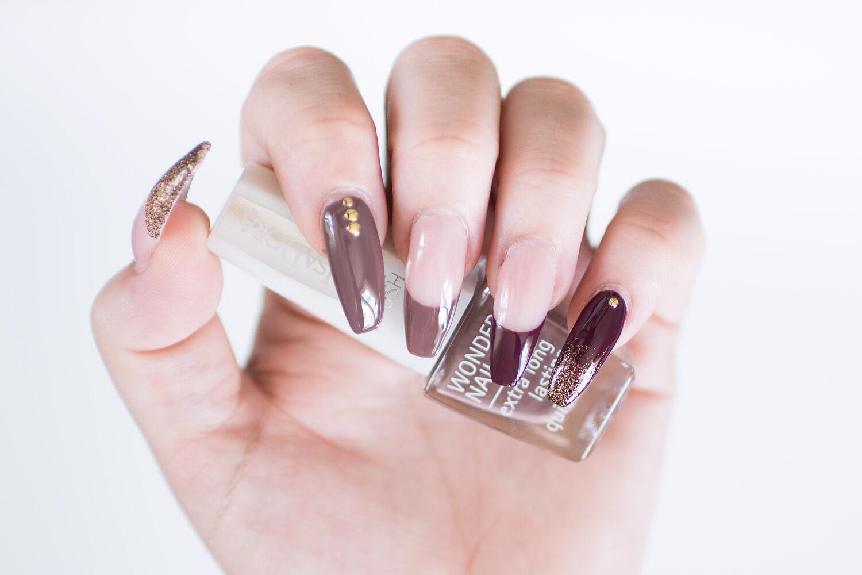 autumn nails 2016 tutorial guide