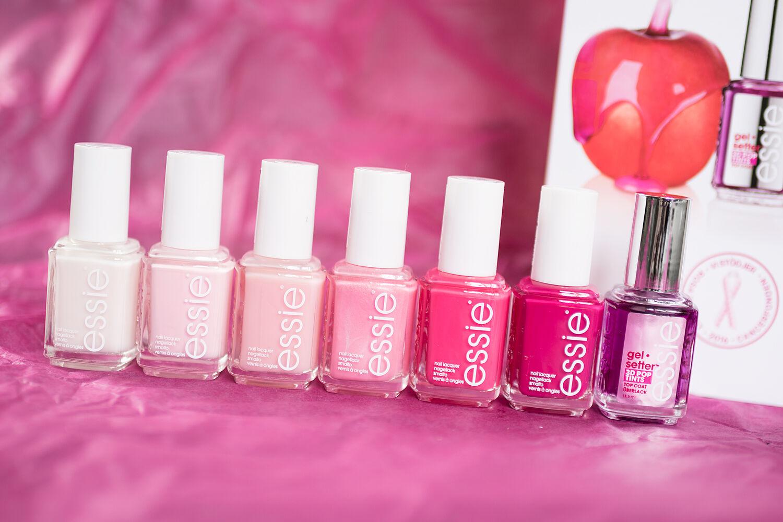 pinktober rosa bandet cancerfonden