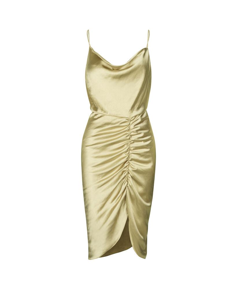 Dapples Dress 12956 - Sage green - 1