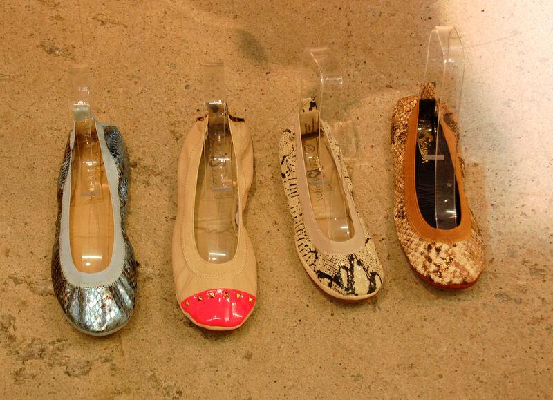 Och söta skor