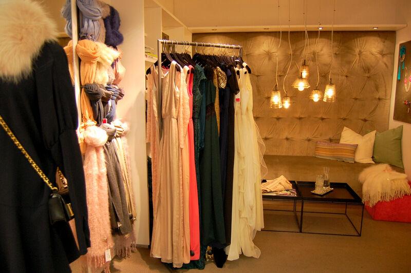 Som vackra klänningar