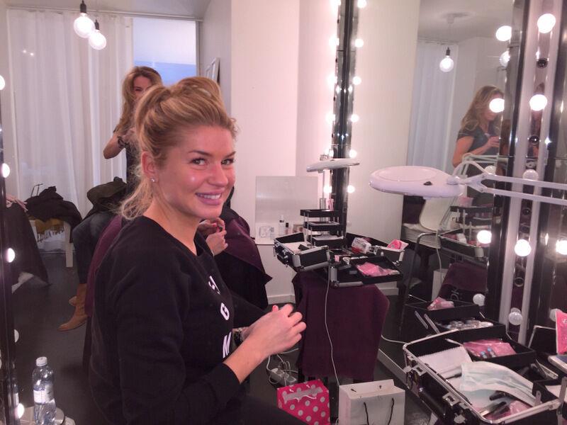 Jag gick till Magda på Dazzeling Beauty Exclucive som ligger på Birger Jarlsgatan 46 i Stockholm.