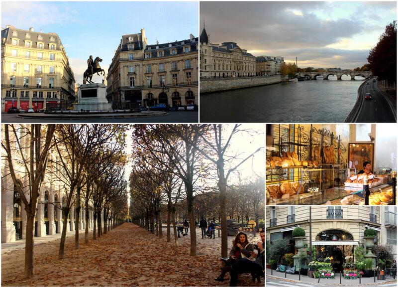 Efter en dag med barnen i i Paris fick jag lite efterlängtad egentid där jag ensam  kunde strosa omkring på gator som var hemma för mig en gång på tiden. Så mysigt!