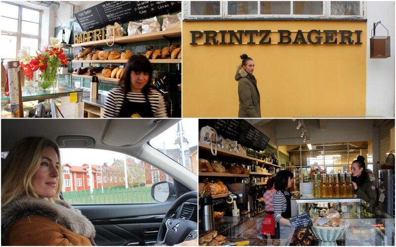 Sen åkte vi vidare till Printz bageri i Stallarholmen.