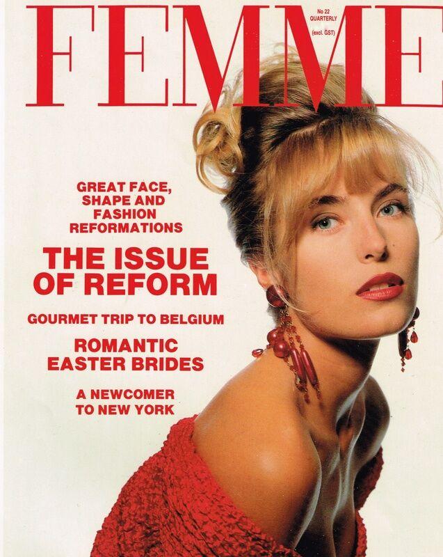 Jättekul att på sätt och vis åter igen hamna på omlag. Här är en gammal bild från tidigt 90-tal. Nja, inte helt säker på att det var bättre förr.