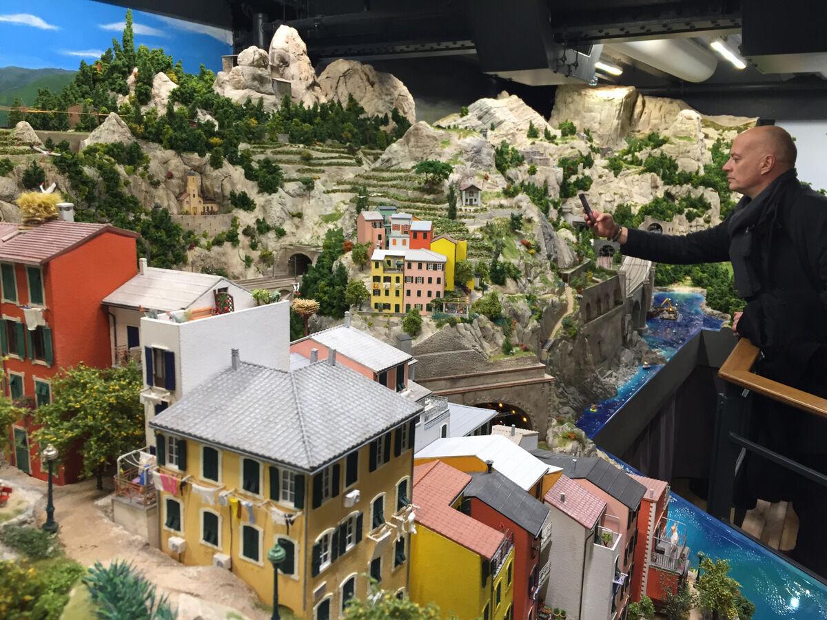 Nejdå. Vi passade på att besöka museet Miniatur World i Hamburg.