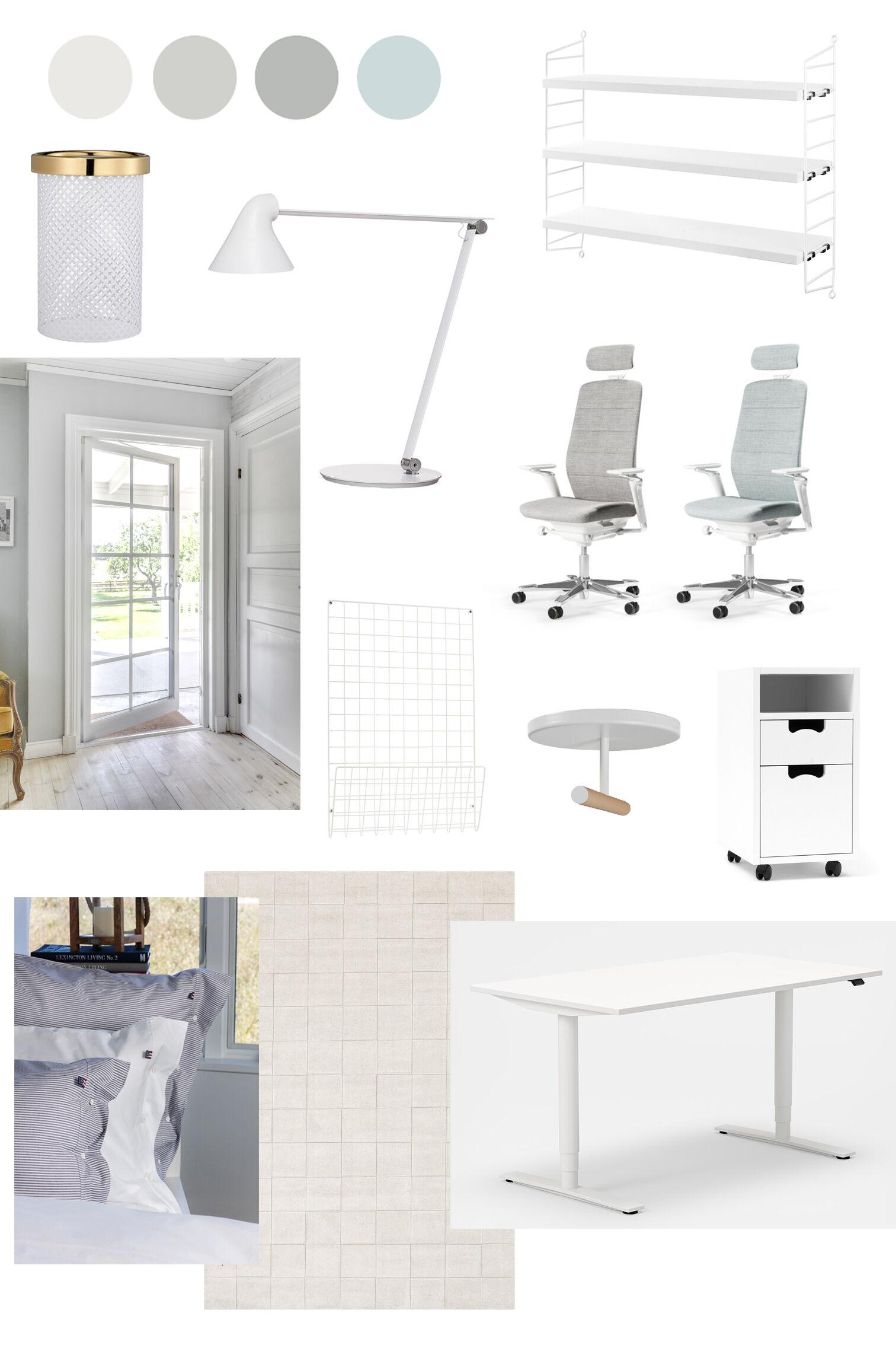 Villawalden mood office