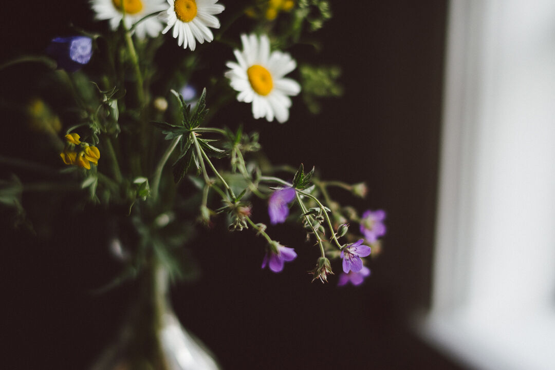 Summer flowers by Babes in Boyland