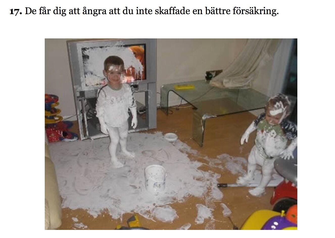 barnförsäkring