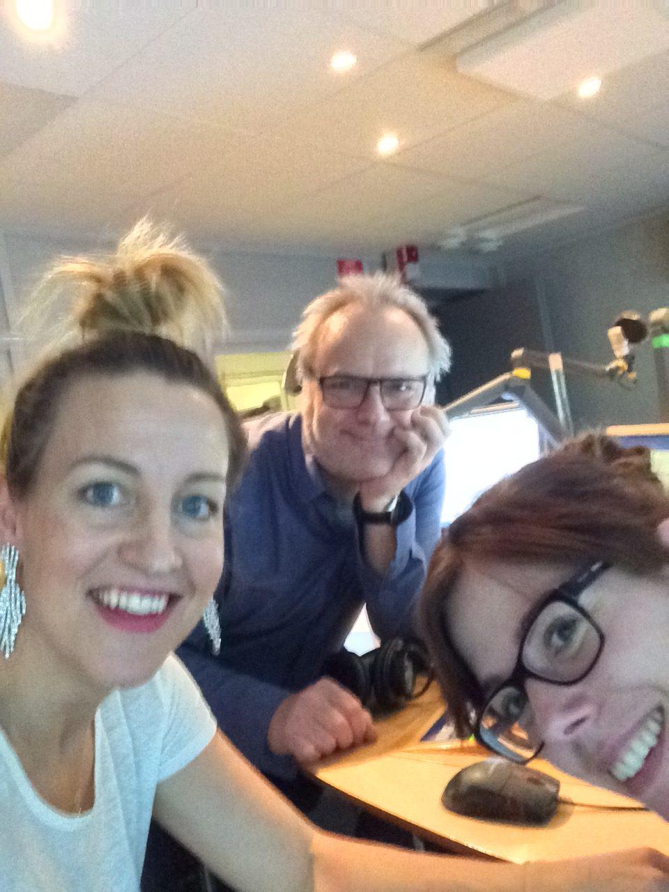 Förmiddag i P4 Radio Stockholm
