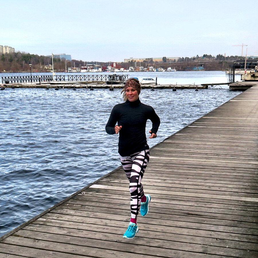 maraton-löpning