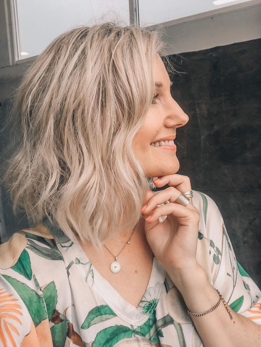 vanja wikström hår blond page blond bob