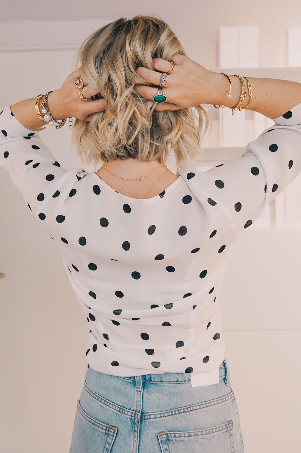 blogg vanja wikström hår kort blond page lockig