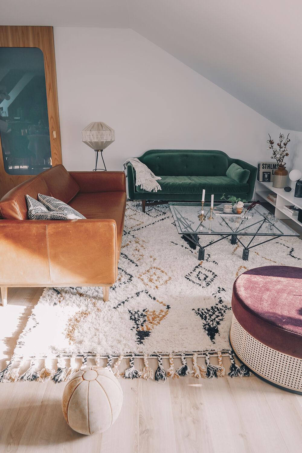 vanja wikström vardagsrum layered matta inredningsinspo 9