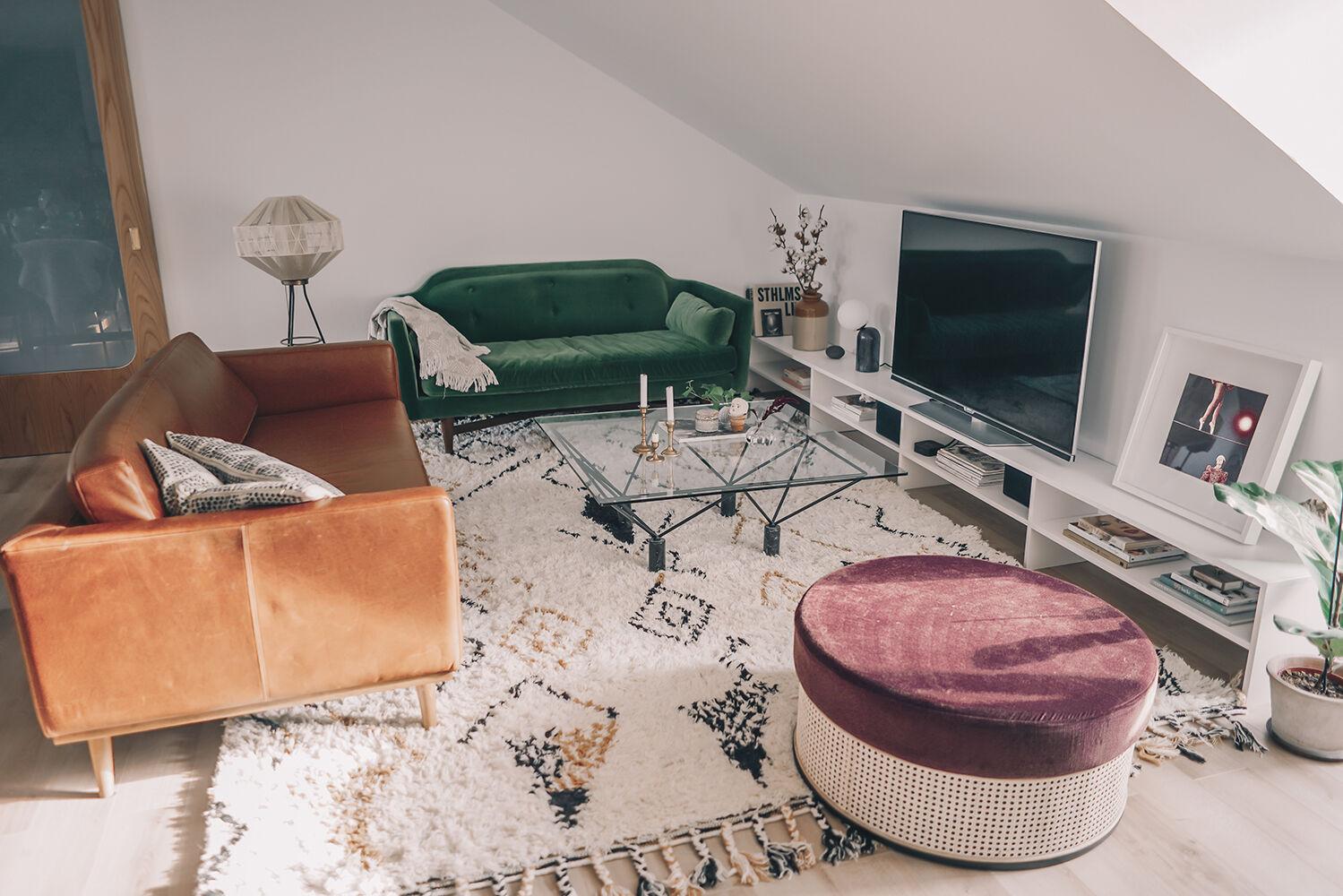 vanja wikström vardagsrum layered matta inredningsinspo 7