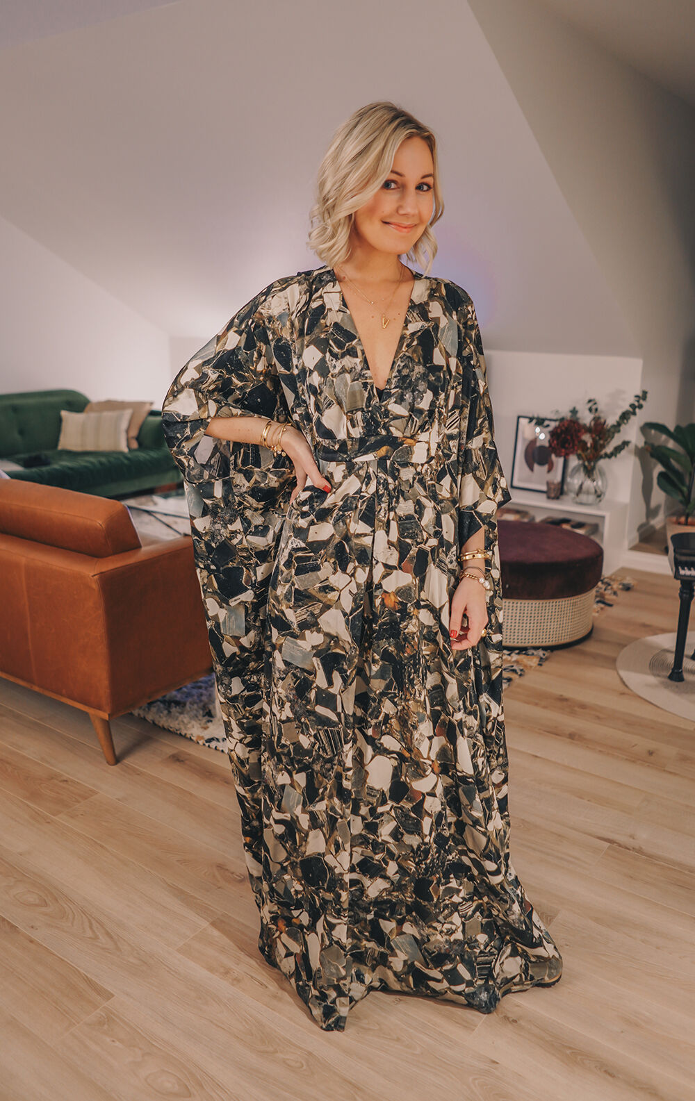 vanja wikström märta larsson kimonoklänning 3