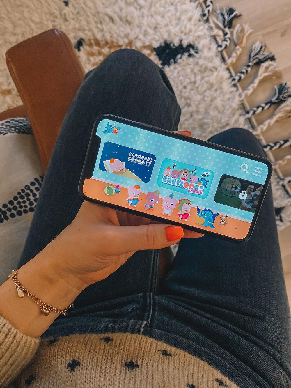 lekis tv barnapp bra app för barn babyloonz svenska barnsånger 4