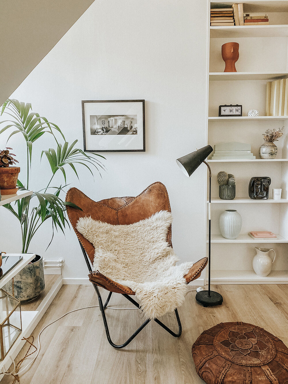 vanja wikström lägenhet fåtölj