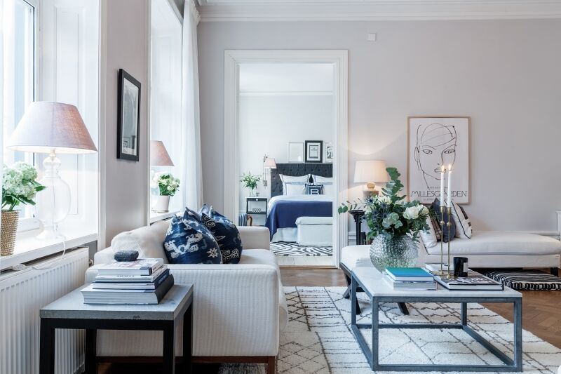 blogg vardagsrum och sovrum i fil 2