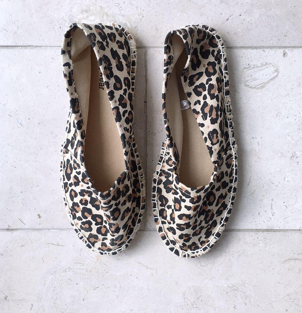esadrillos sommar 2016 leopard