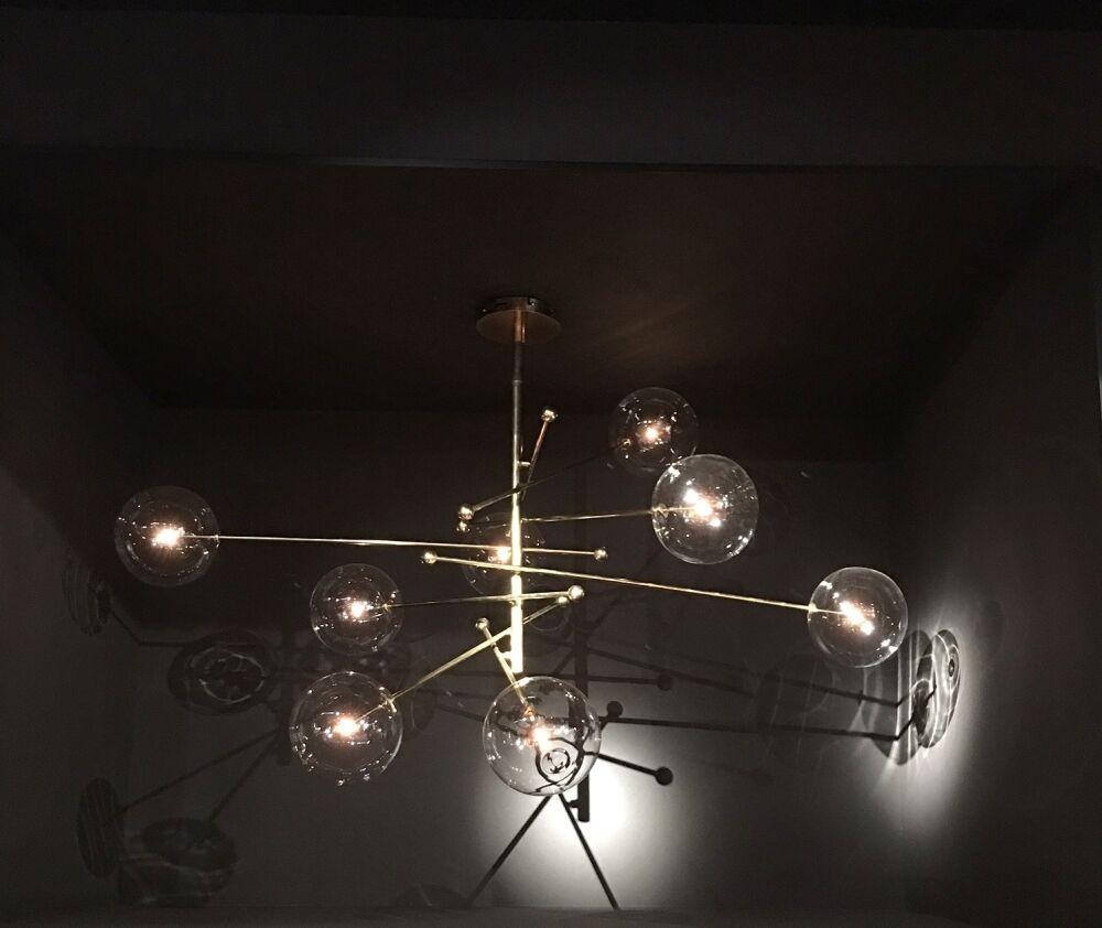 Maison objet lampa