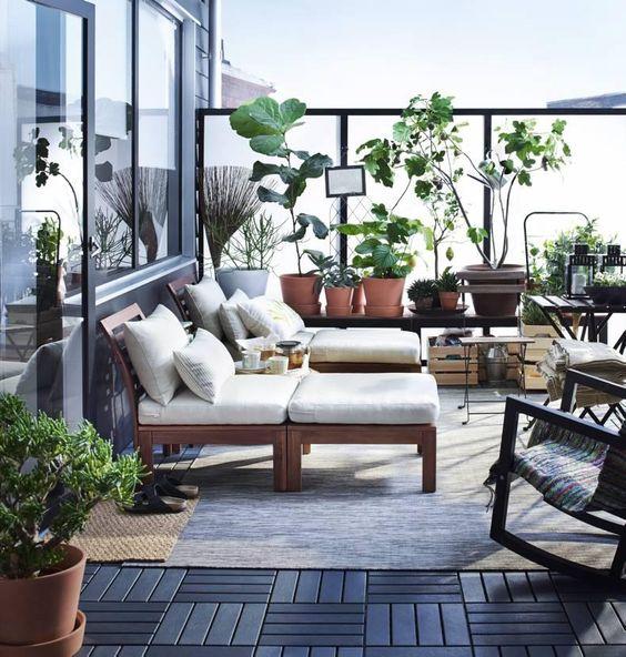 terass balkong