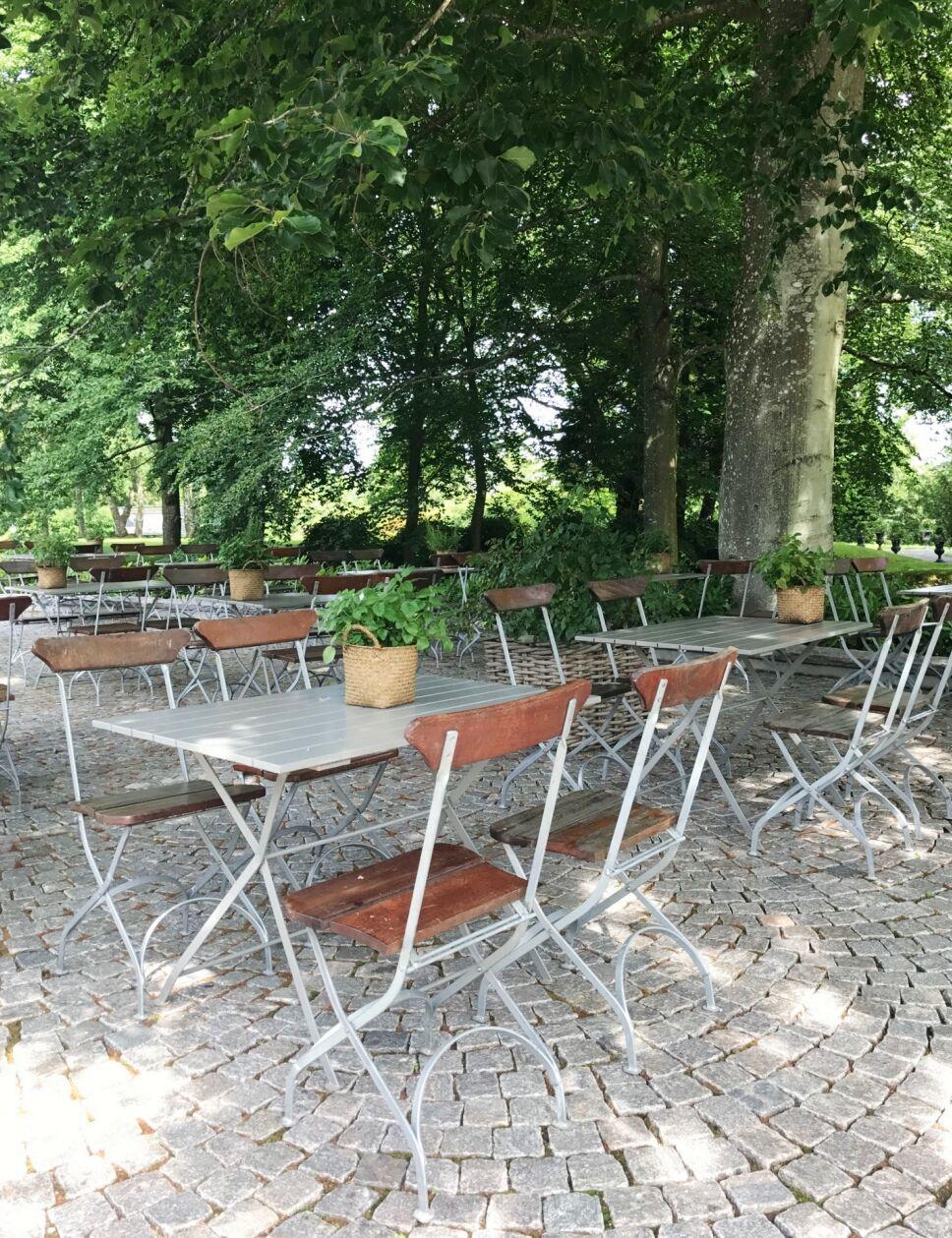 norrvikens trädgårdar addsimplicity cafe