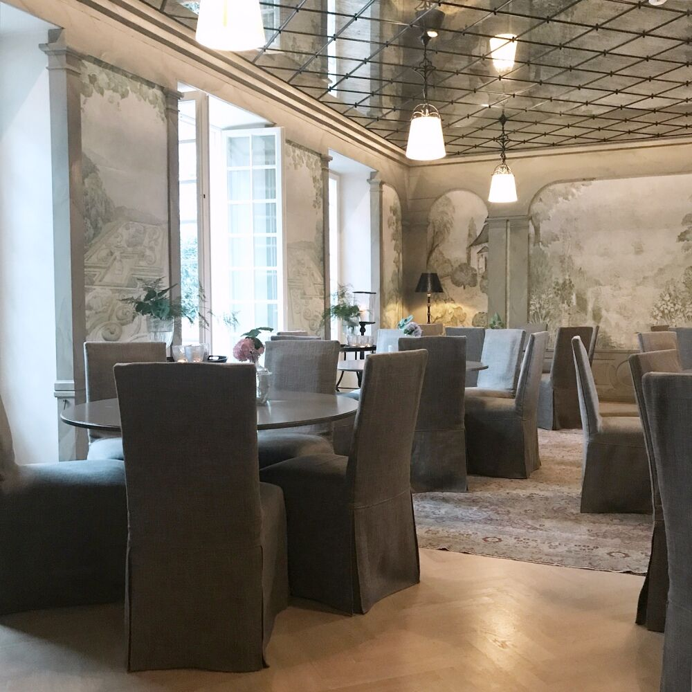 norrvikens trädgårdar restaurang spegel addsimplicity